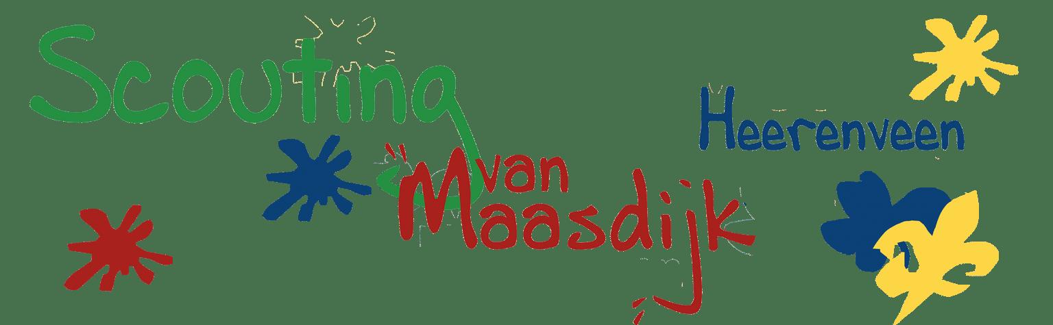 Scouting van Maasdijk Logo